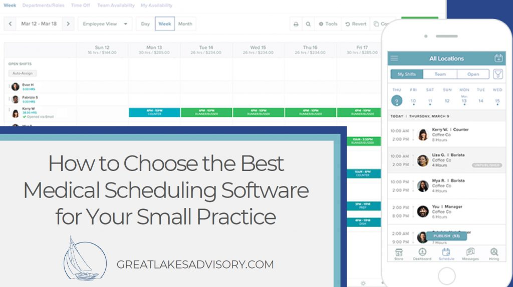 How to choose the best software for your small medical practice