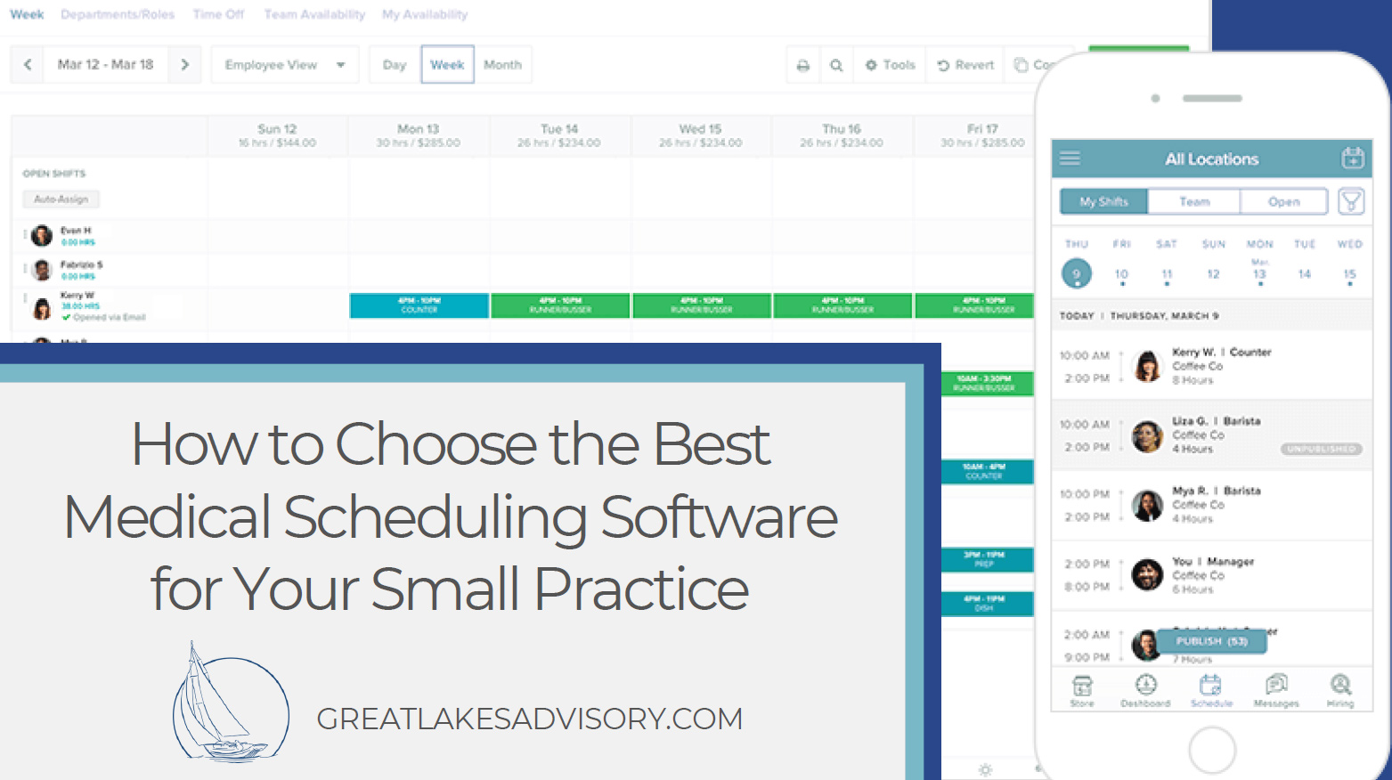 How to Choose the Best Medical Scheduling Software for Your Small Practice